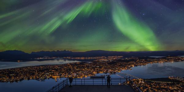 Aurora Night Tromsø Norway