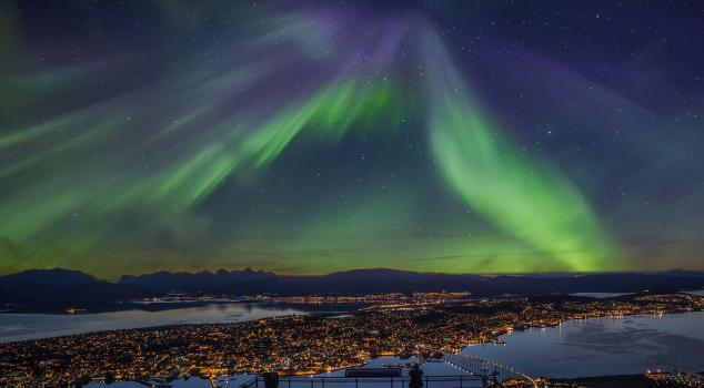 Northern Lights in Tromsø